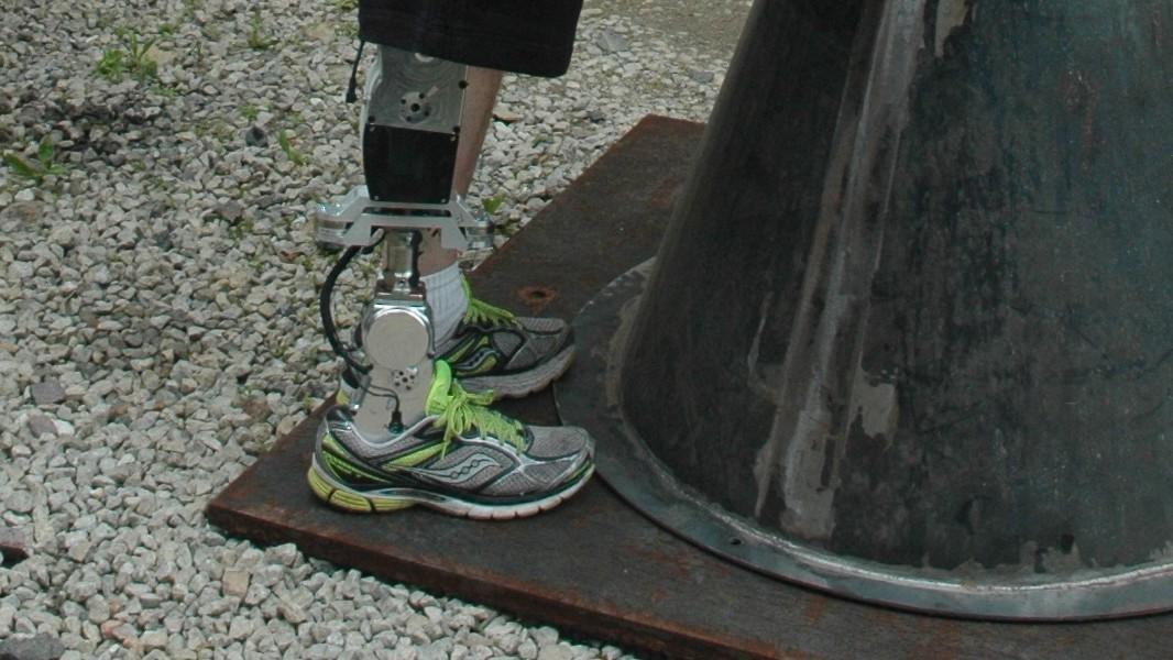 В США разработали бионическую ногу нового поколения