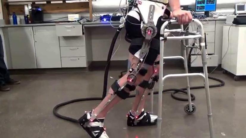 инвалиды почувствовали прикосновения к протезам