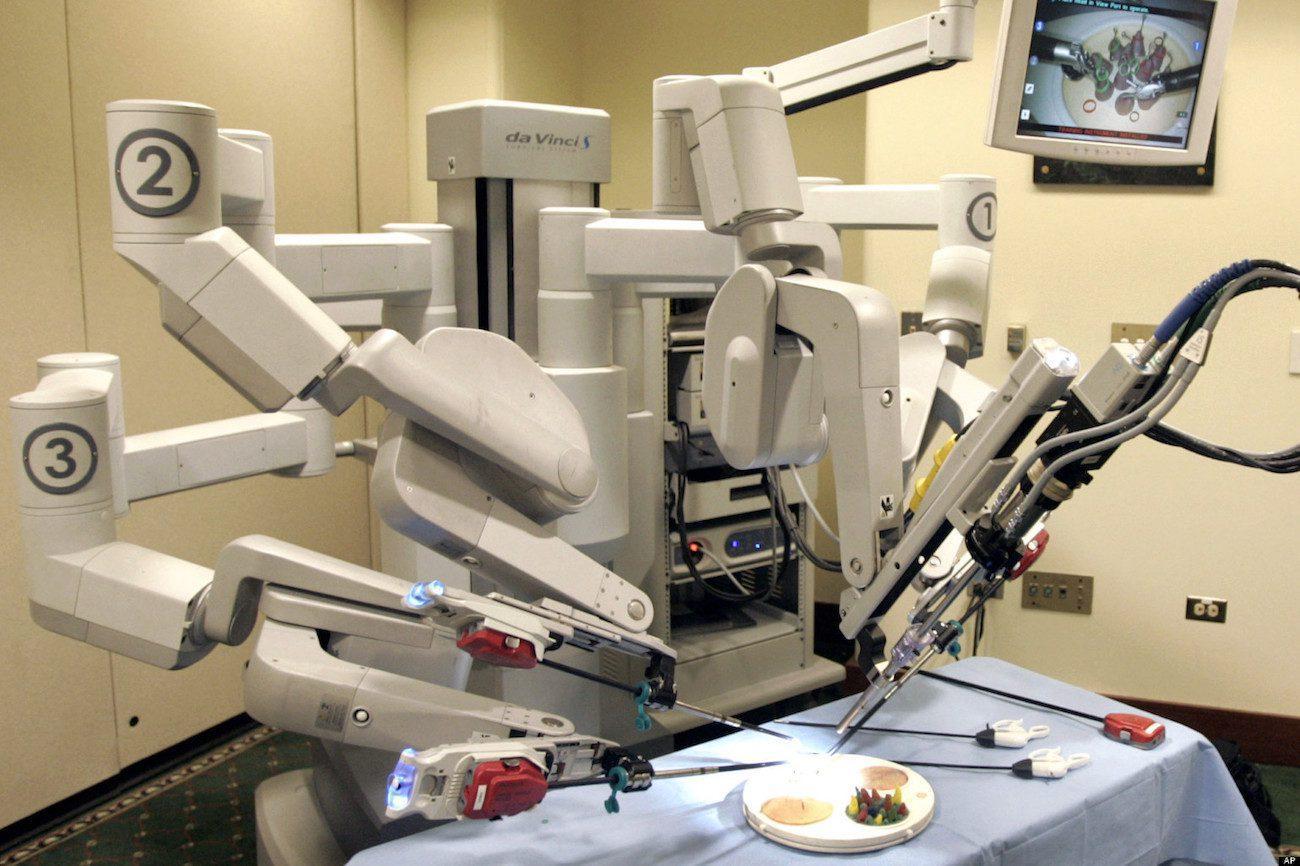 роботы-хирурги