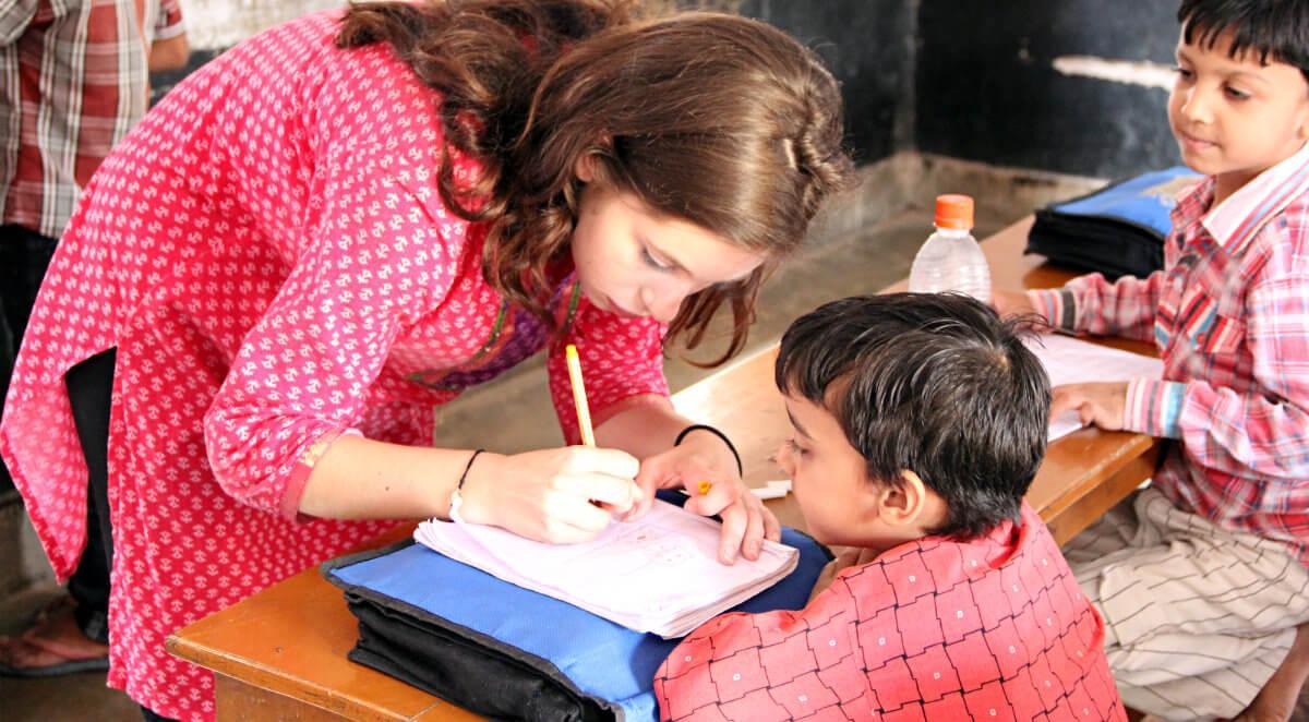 волонтерские программы за границей