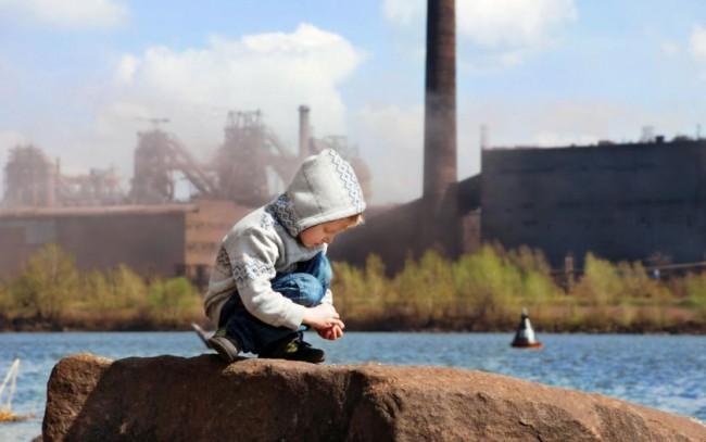 грязный воздух может вызывать аутизм