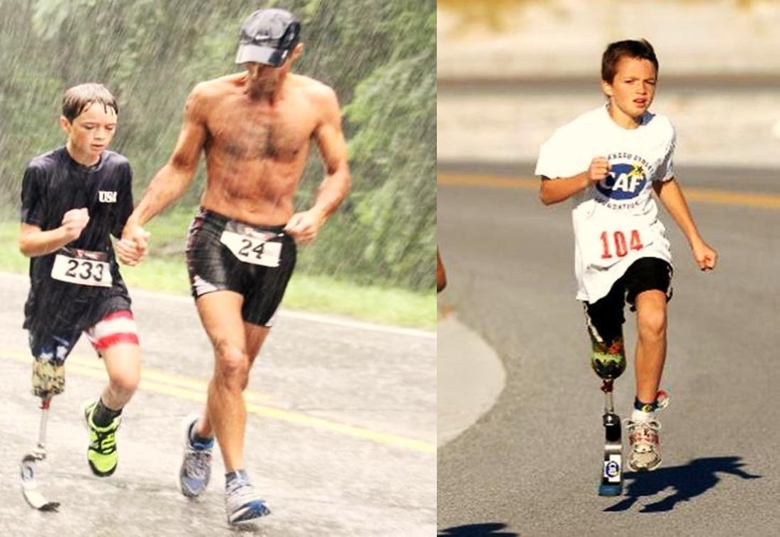 Фото мальчика-инвалида вдохновило тысячи людей