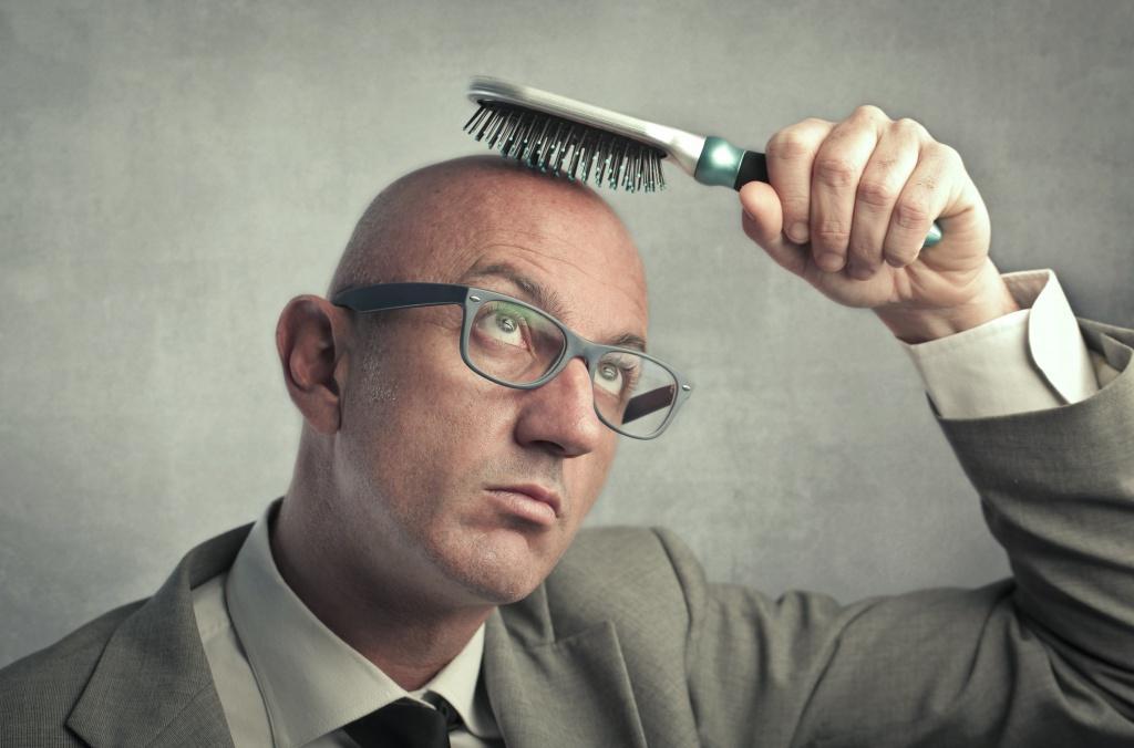пациентам с облысением вернули волосы