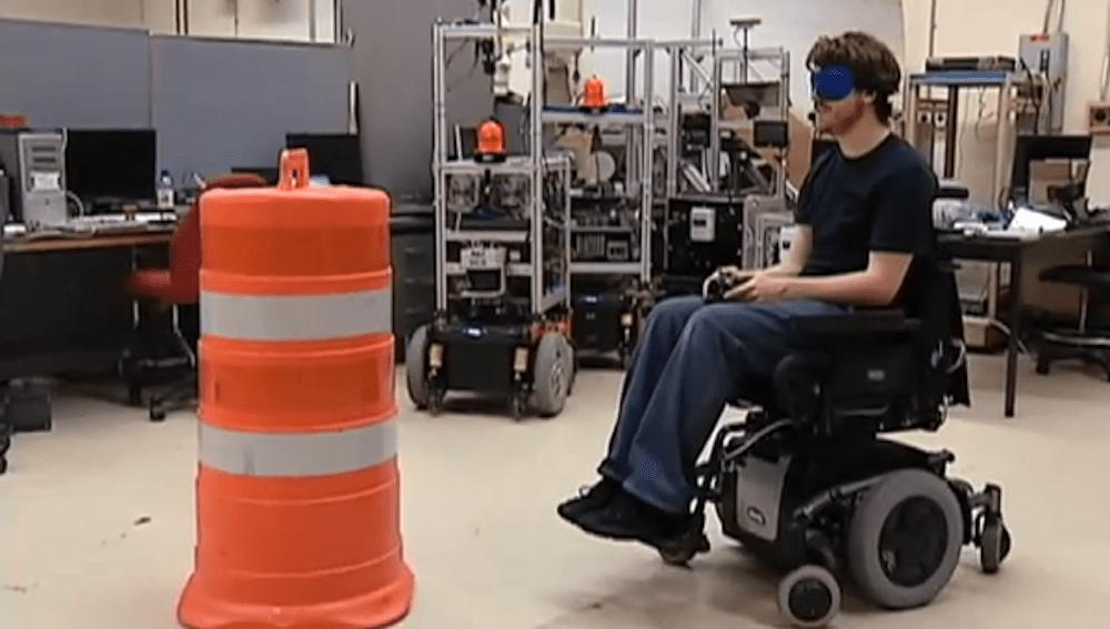 умное инвалидное кресло