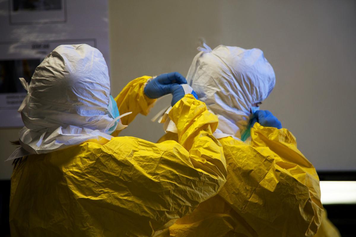 Вирус Эбола мутировал и стал смертоноснее