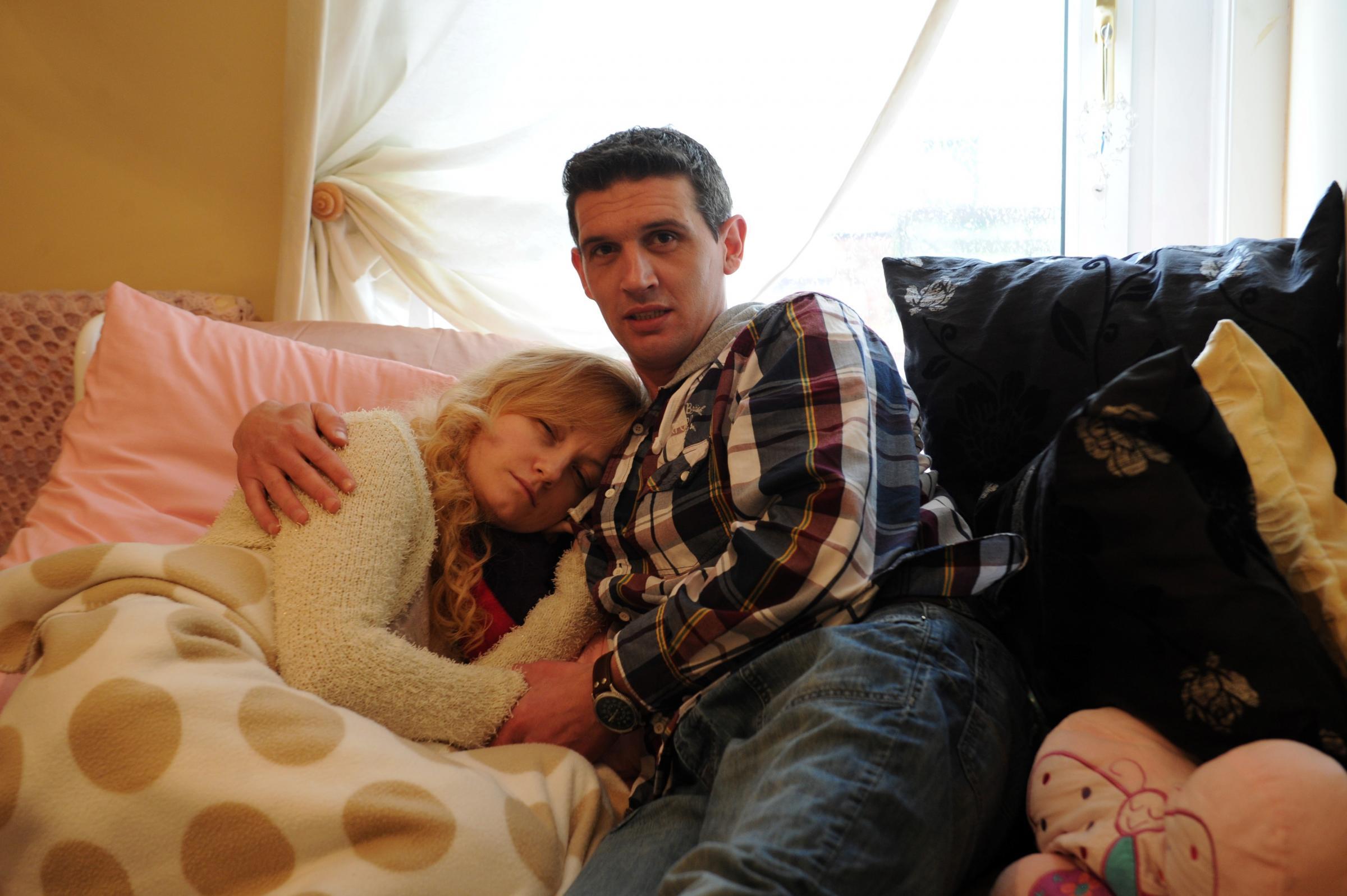 Мучительный синдром мышечной скованности Линдси Кларк