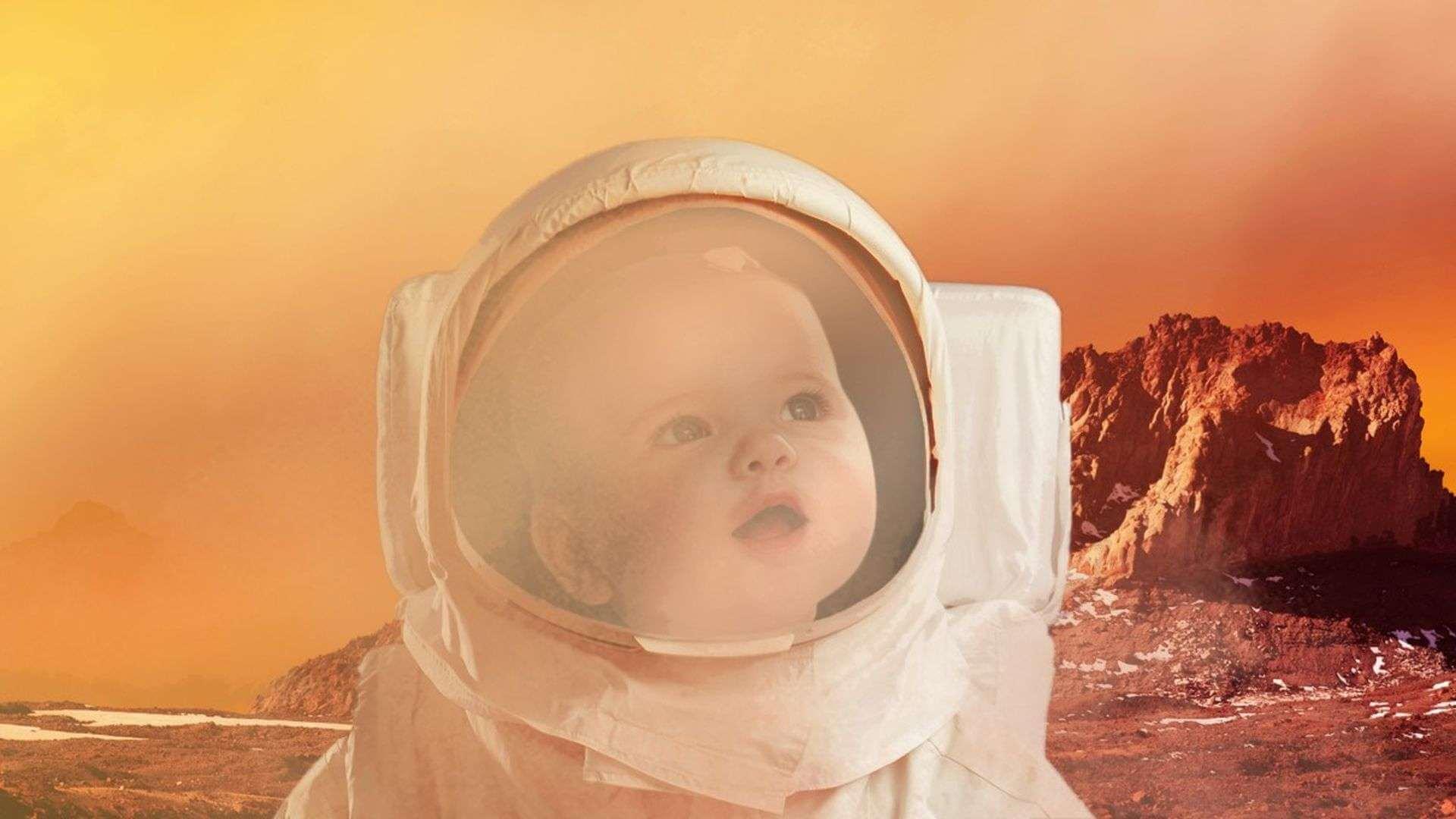 Можно ли зачать ребенка на Марсе?