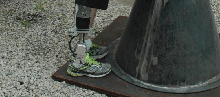 разработали бионическую ногу нового поколения