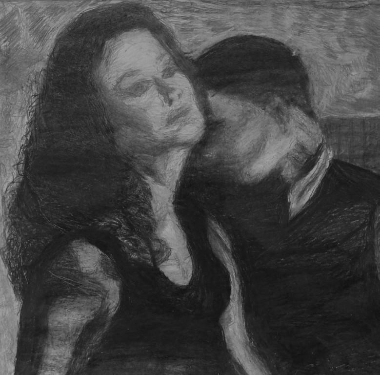 Картины Витебского художника, пишущего пальцами ноги, экспонируют в Женеве