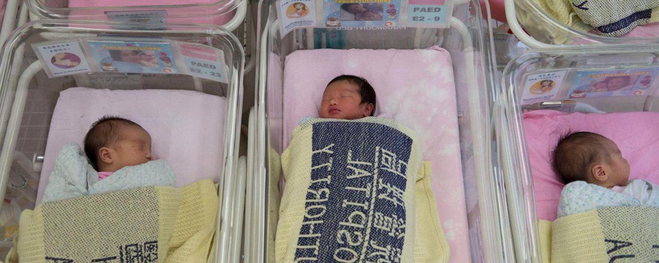 первые генетически отредактированные младенцы