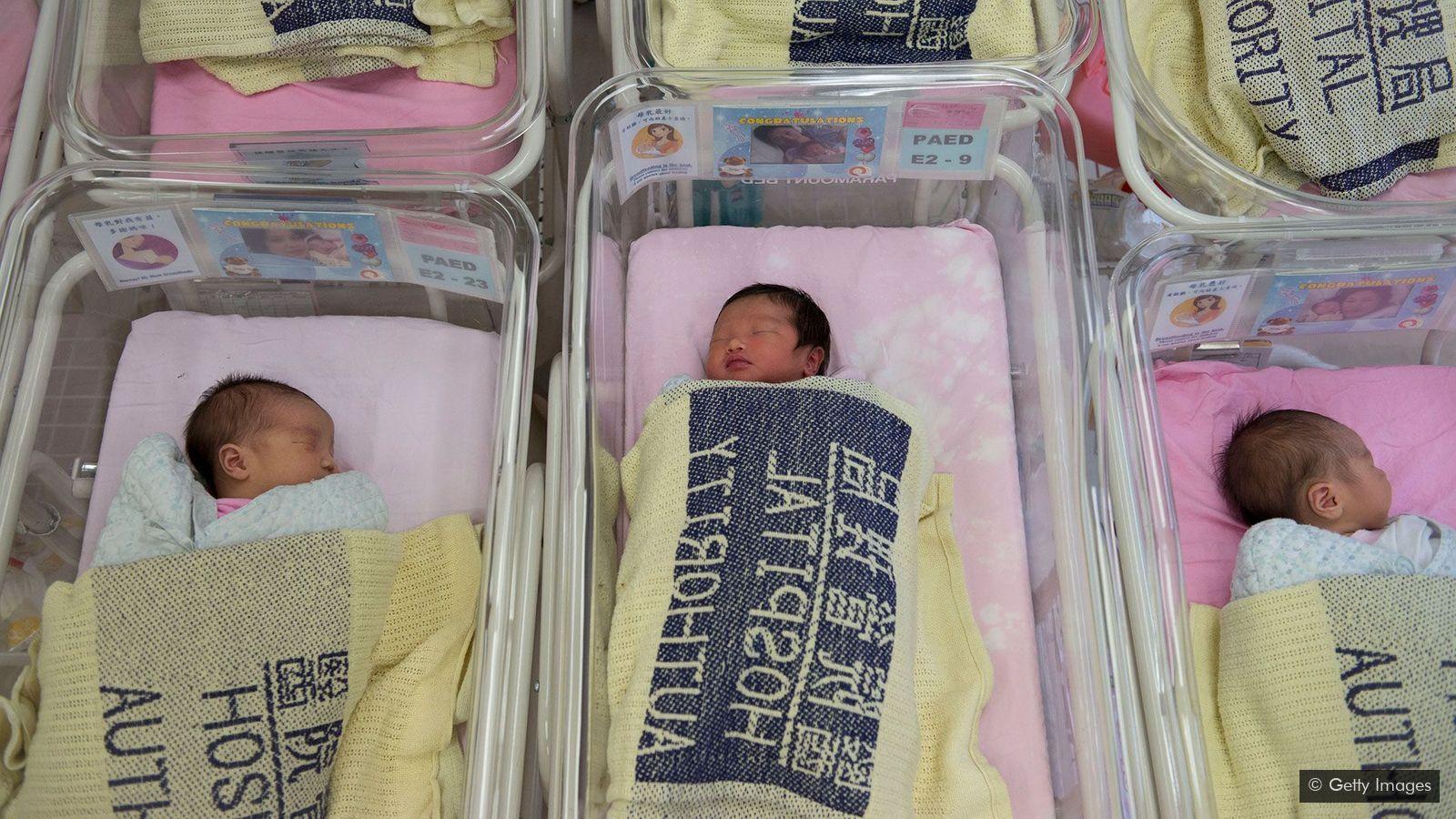 Первые генетически отредактированные младенцы будут рождены в Китае