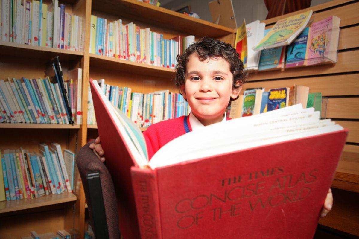 Четырехлетний ребенок стал членом эксклюзивного общества гениев