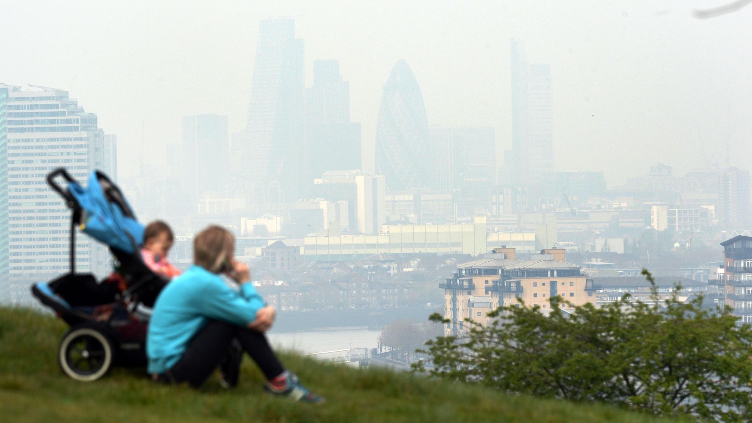 Грязный воздух может вызывать аутизм?