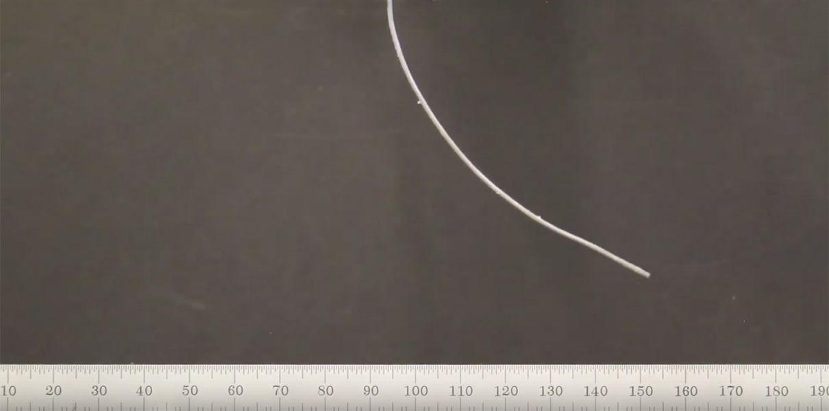 Разработаны дешевые искусственные мышцы из нейлоновой нити