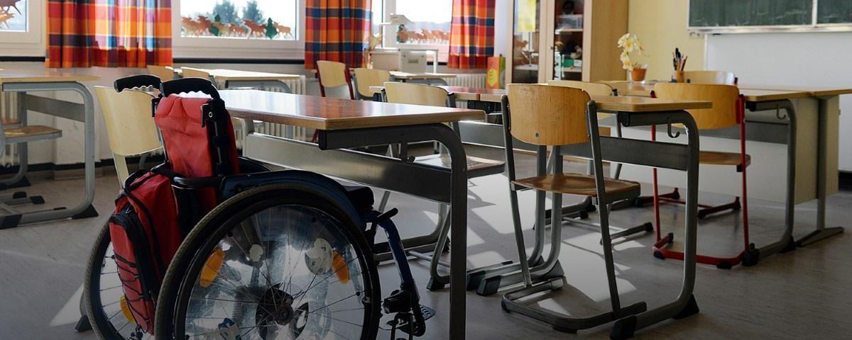 образование для детей с инвалидностью