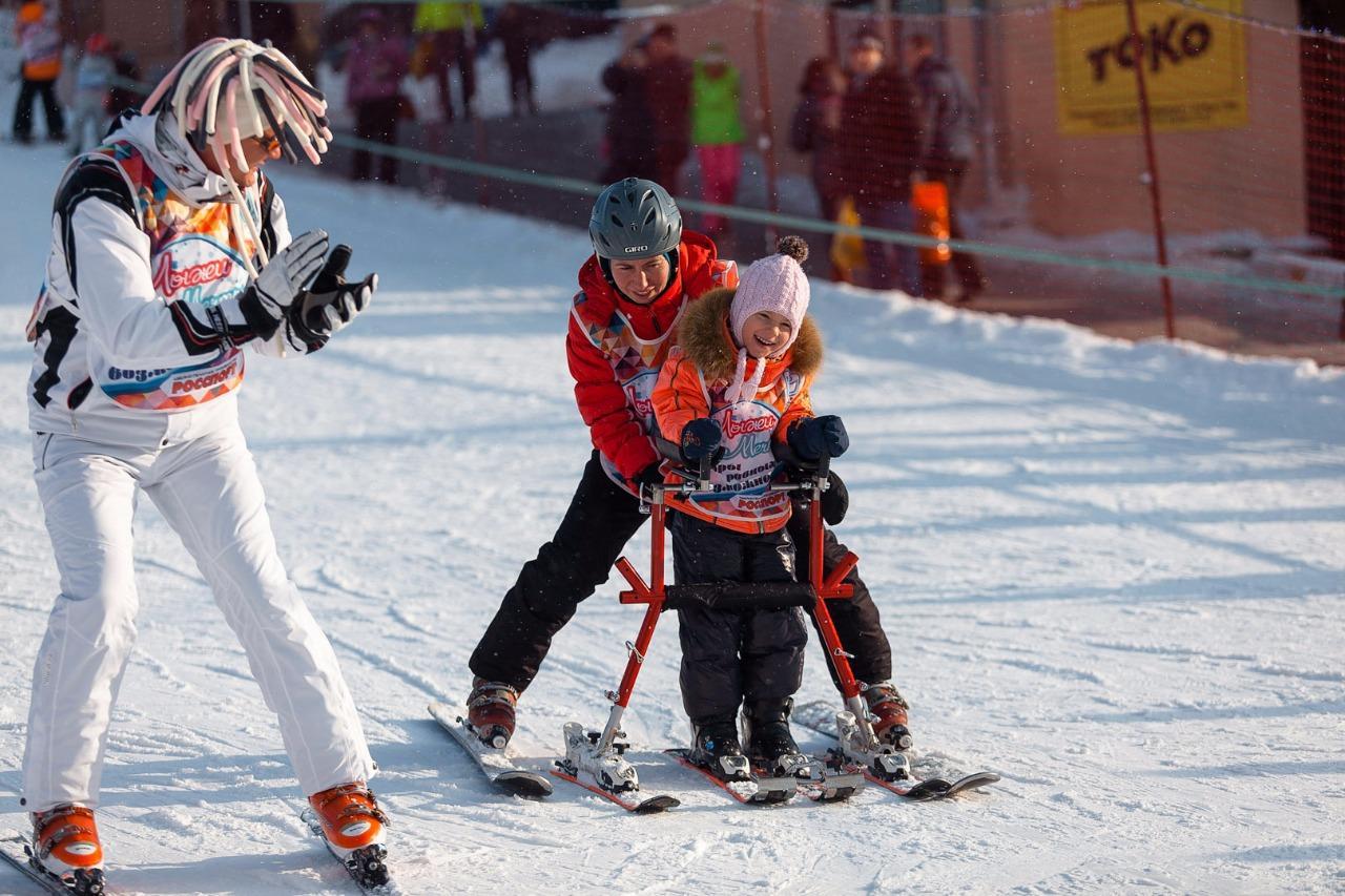Олеся Алиева: Адреналиновая «пенсия» горнолыжницы