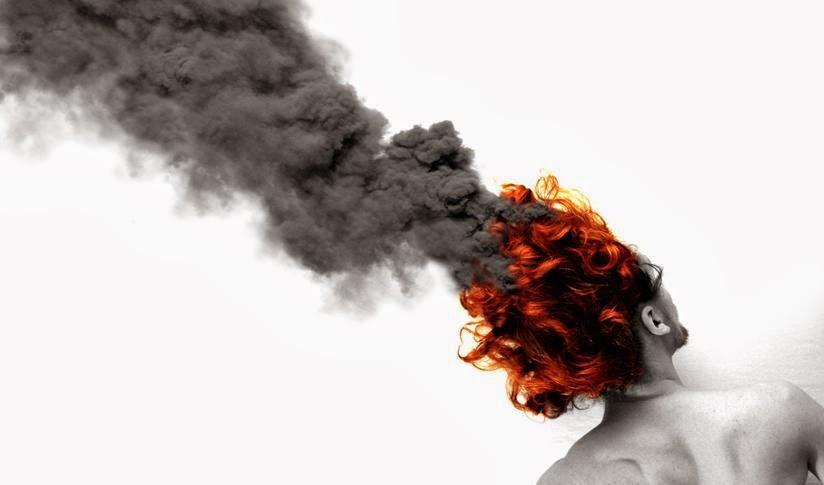 «выгорание на работе»