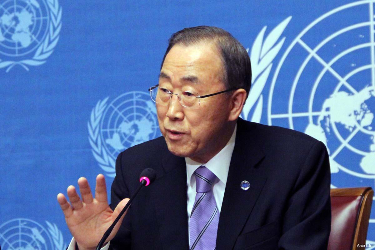 Послание Генерального секретаря ООН к Международному дню инвалидов 2016 года