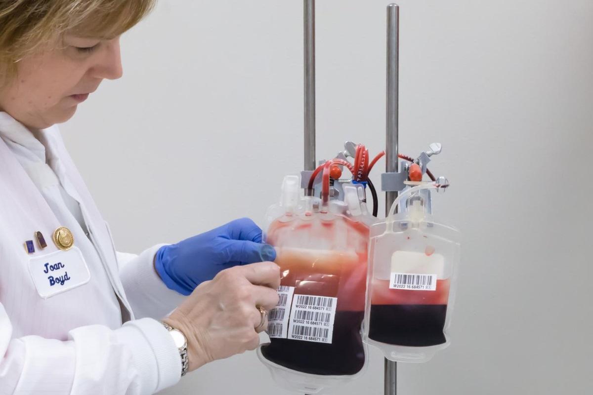 медики протестировали способности беспилотников при перевозке большого количества крови