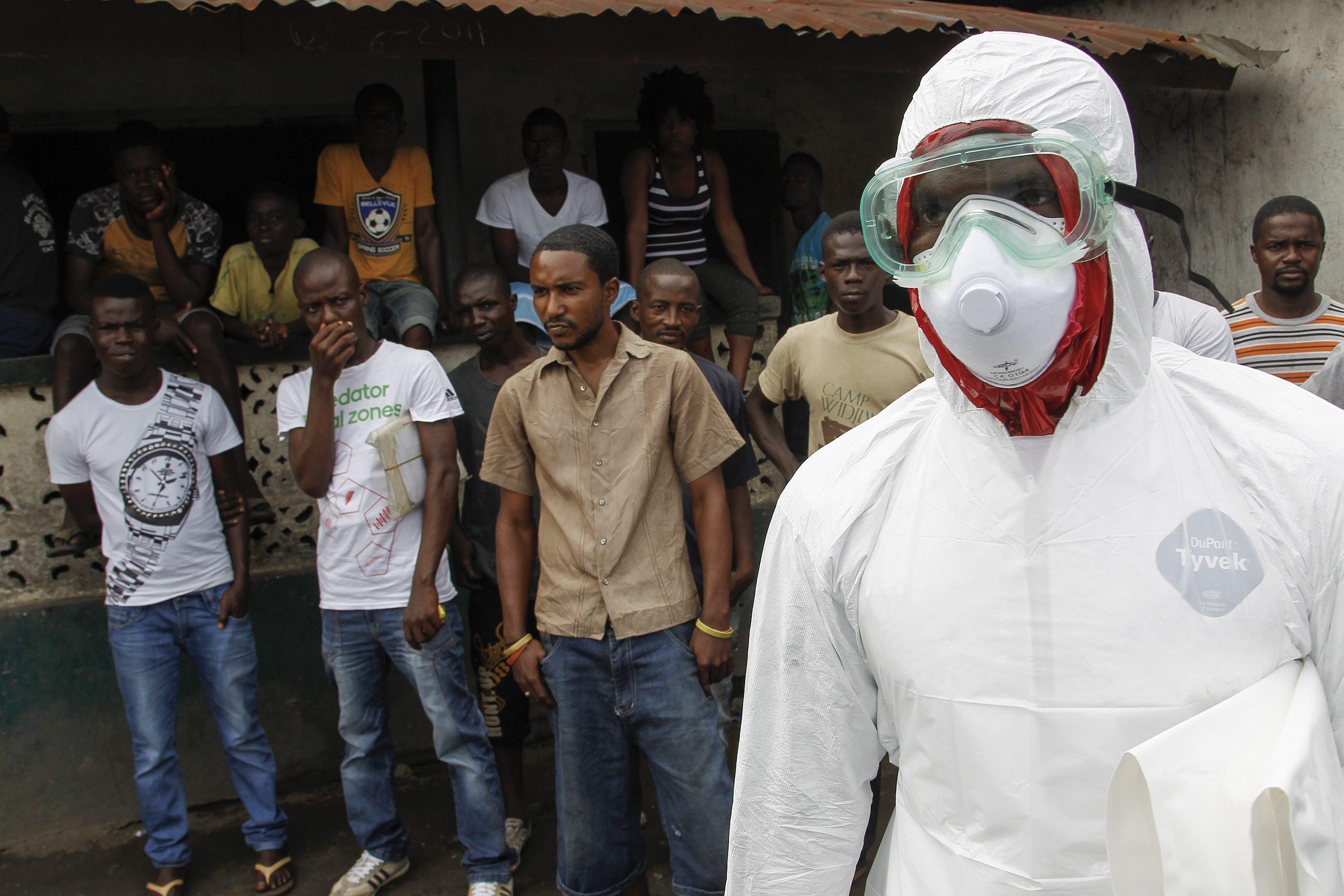 Вакцина от вируса Эбола продемонстрировала стопроцентную эффективность