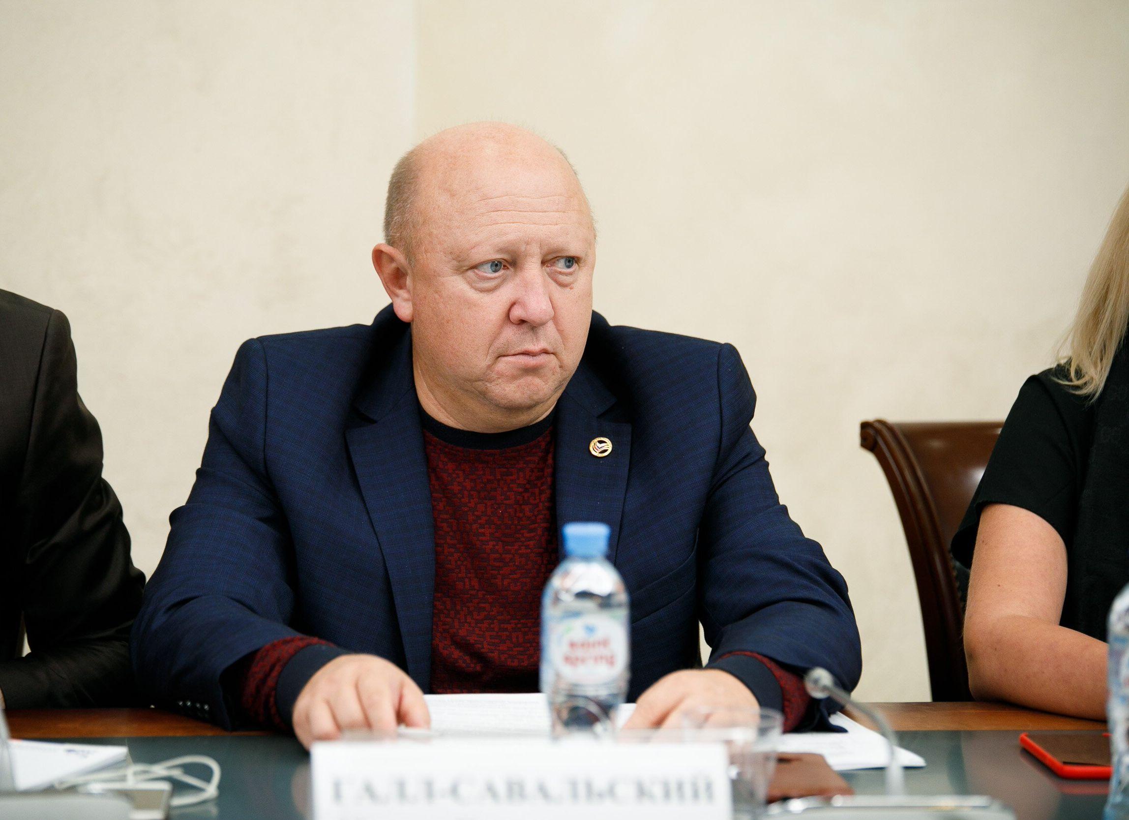 Галл-Савальский: Для формирования доступной среды для инвалидов необходимо выстроить взаимодействие с чиновниками