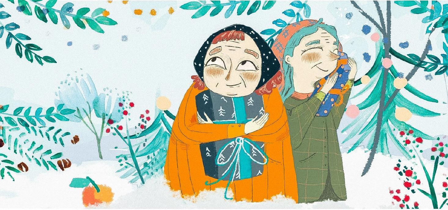 Дети-сироты сделают новогодние подарки для жителей домов престарелых