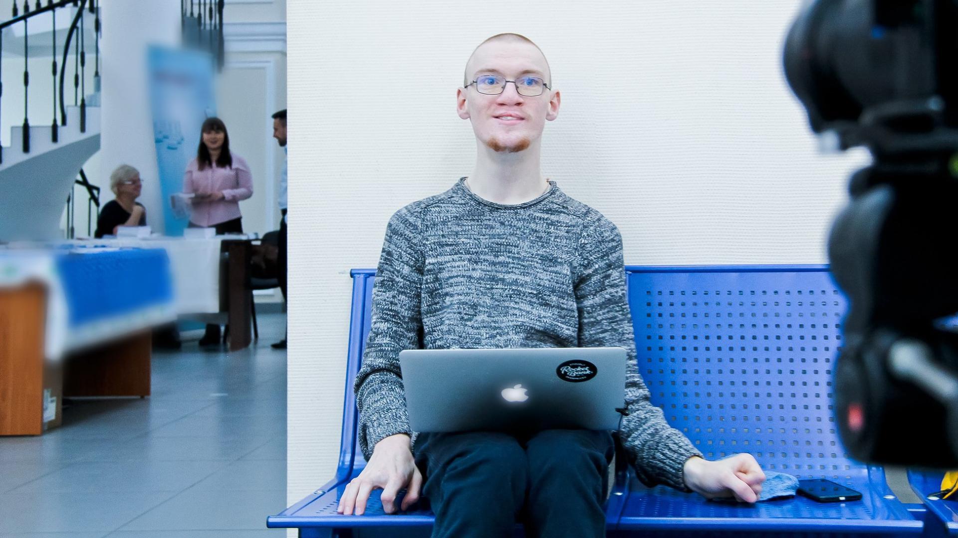 Школьник-программист с ДЦП Иван Бакаидов: моя альтернативная жизнь