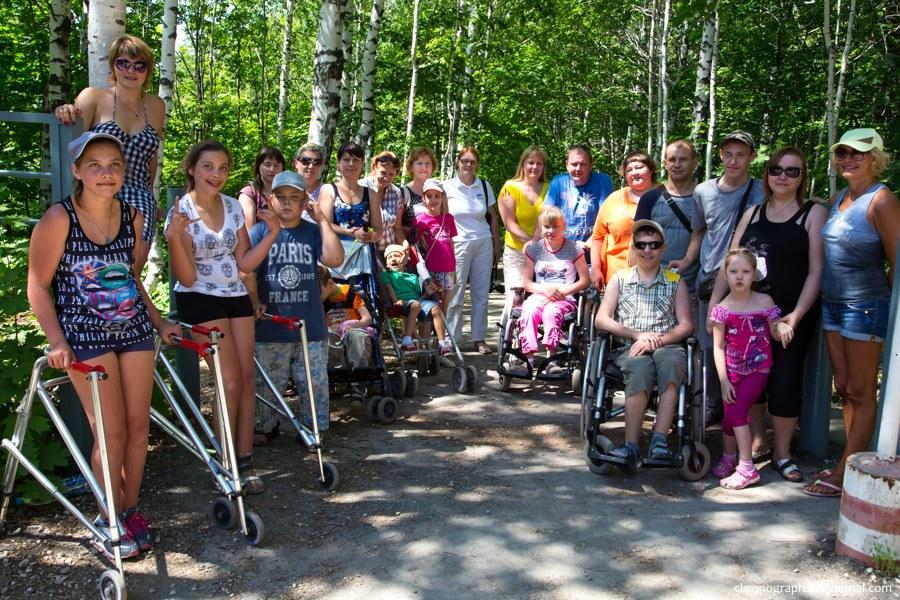 в Минске прошел семинар, посвященный инклюзивному туризму
