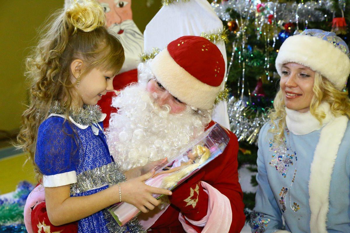 никаких подарков в детские дома