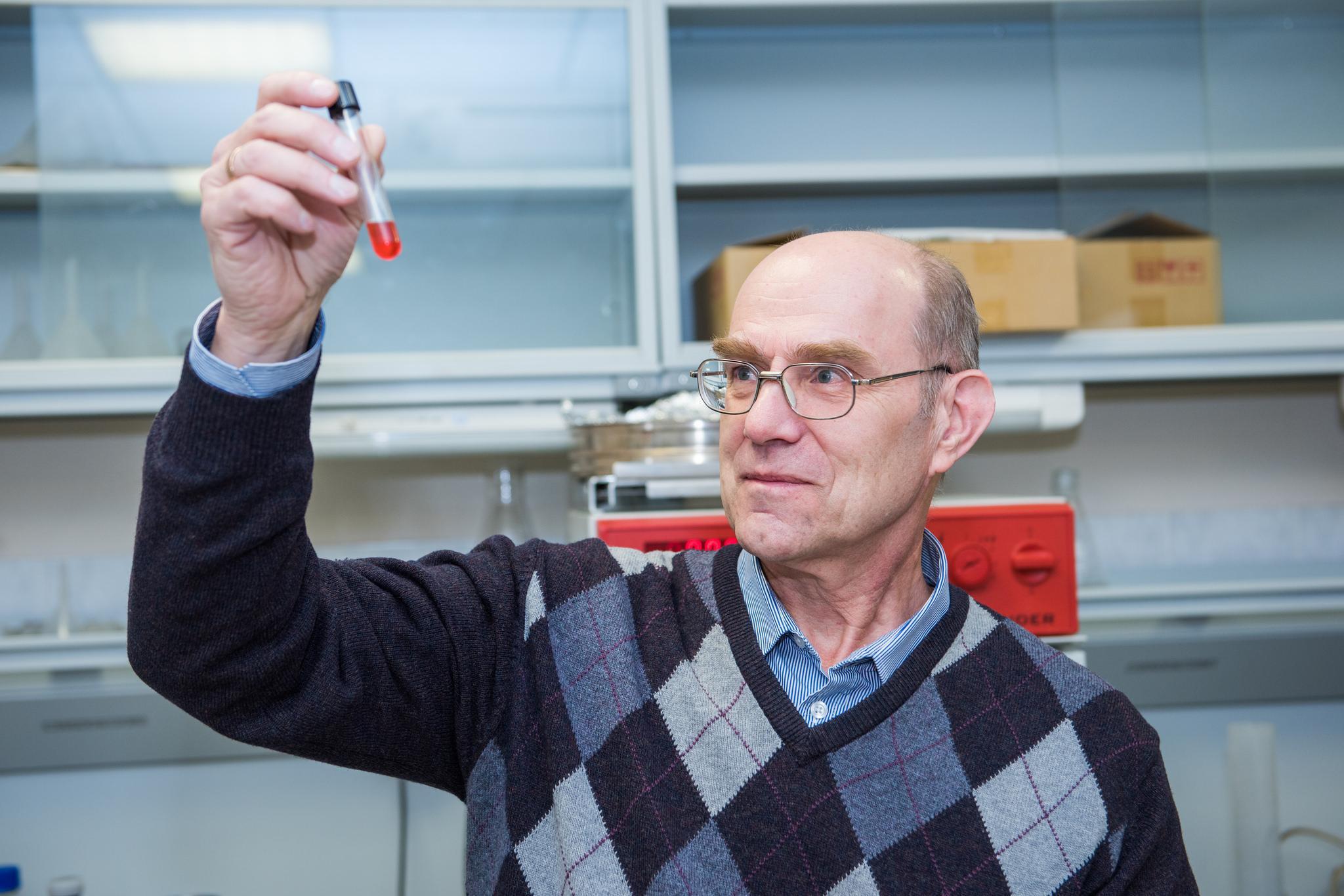 Квантовые точки и яд кобры в диагностике рака