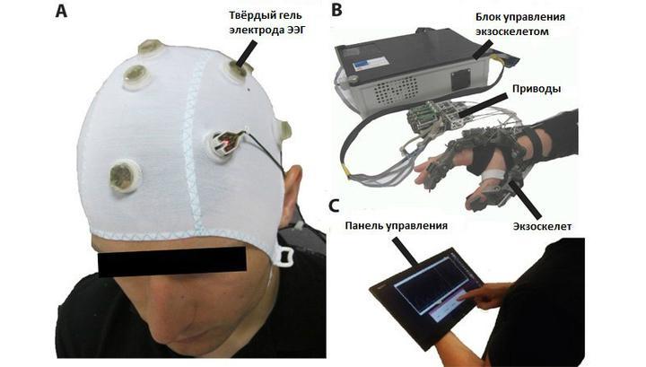 роборука вернула людям с параличом способность к простым движениям