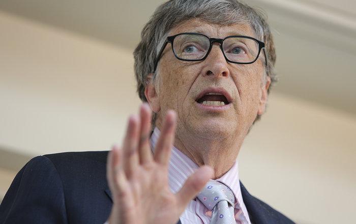 Финансируемые Гейтсом ученые
