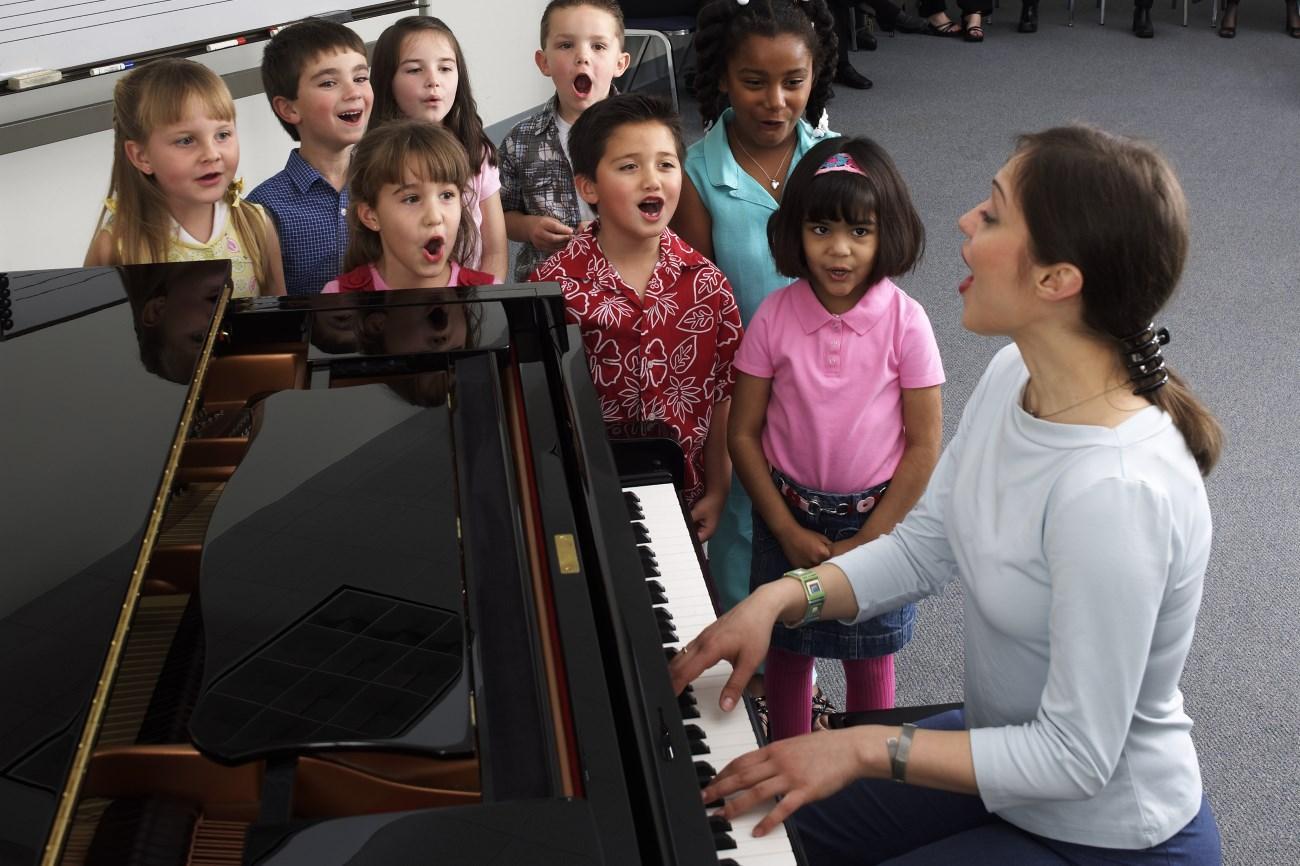 Музыка помогает учиться