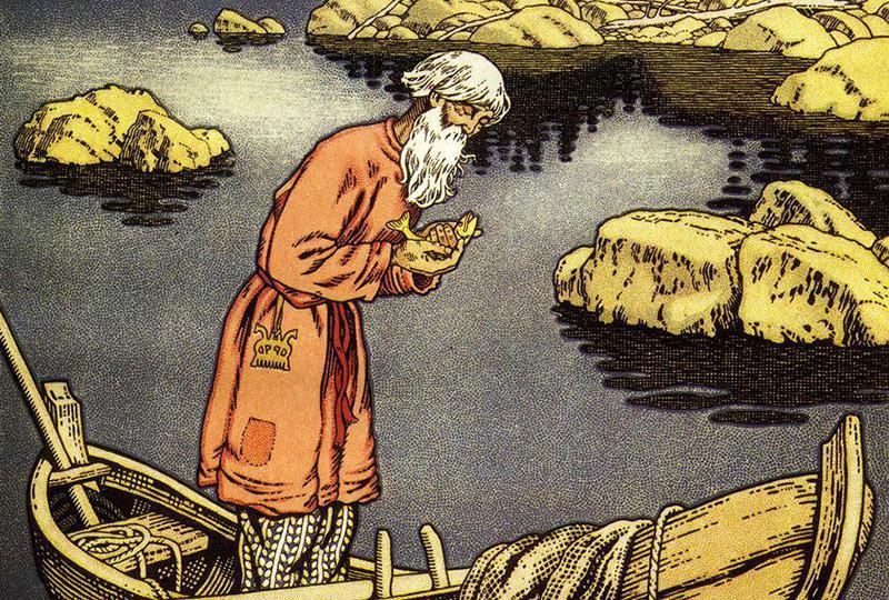 2291 - 5 психических болезней из русских сказок