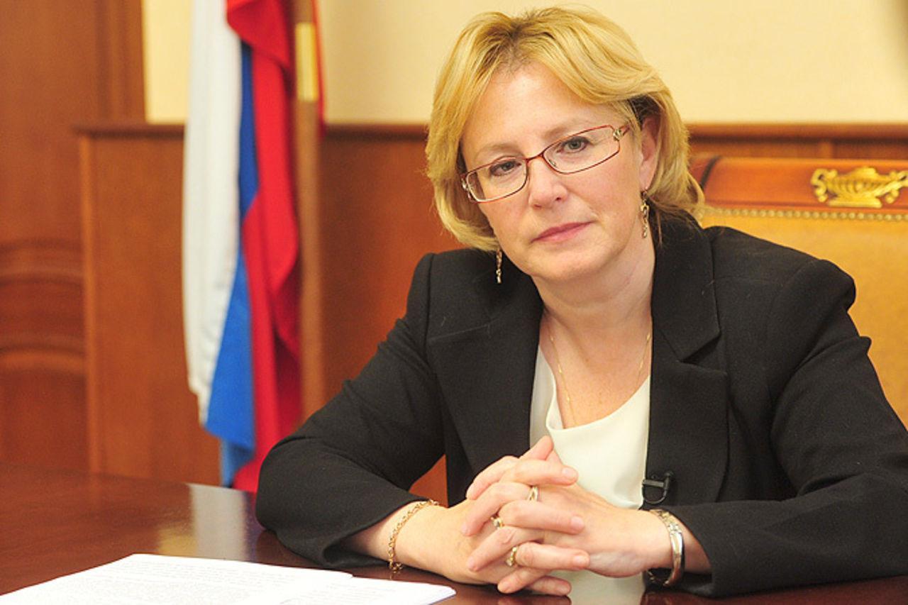 Министр Вероника Скворцова подвела итоги года