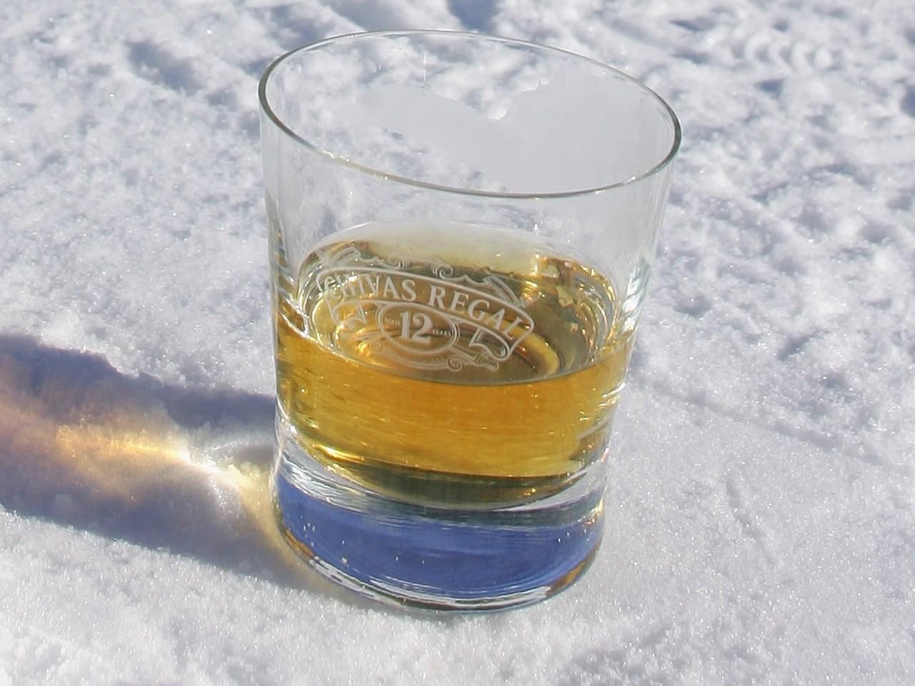 градусы мороза и градусы алкоголя