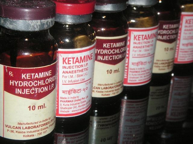кетамином попробуют лечить алкоголизм