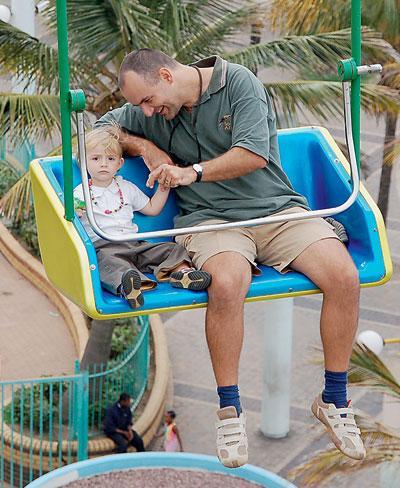 отцовство влияет на гормоны и мозг