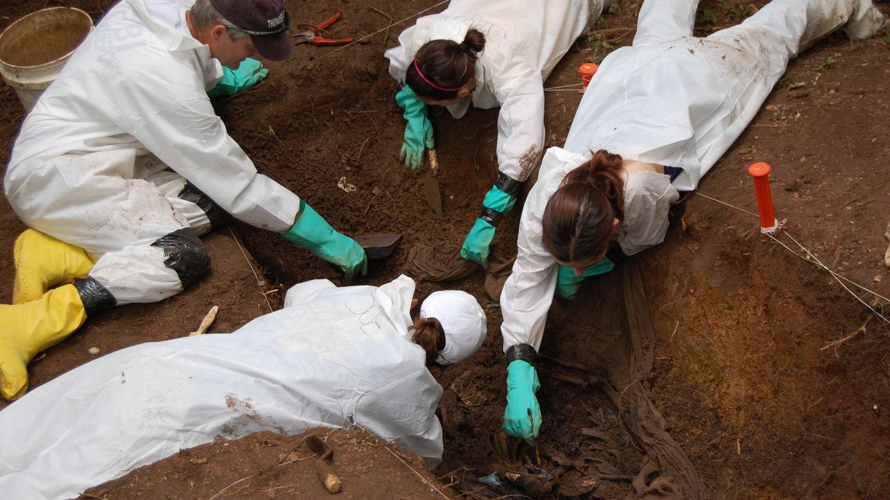 открывается первое в Европе кладбище для научного исследования трупов