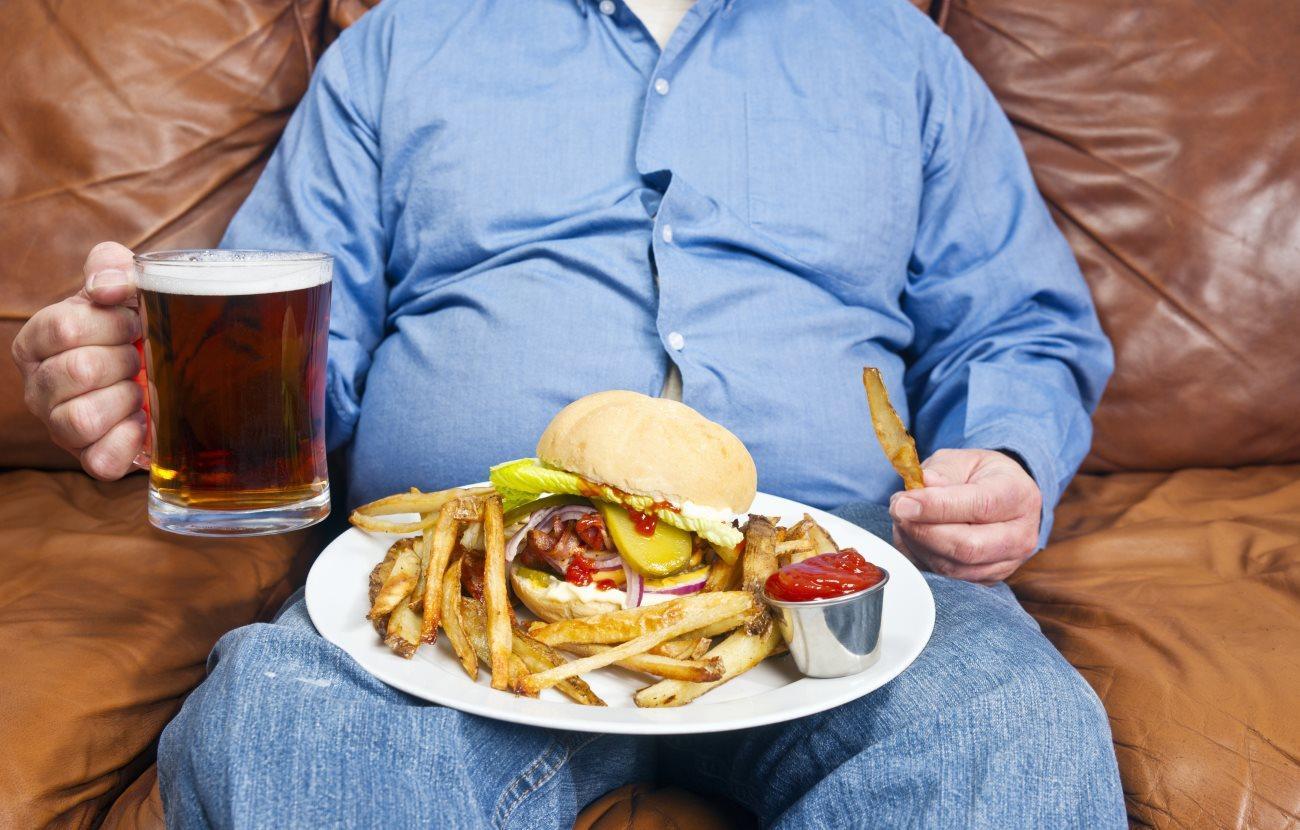 Ожирение лишает нас удовольствия от еды