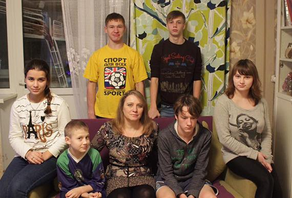 Fleshmob fondov istoriya o dome ROSTa1 - Рождественский флешмоб: истории успеха
