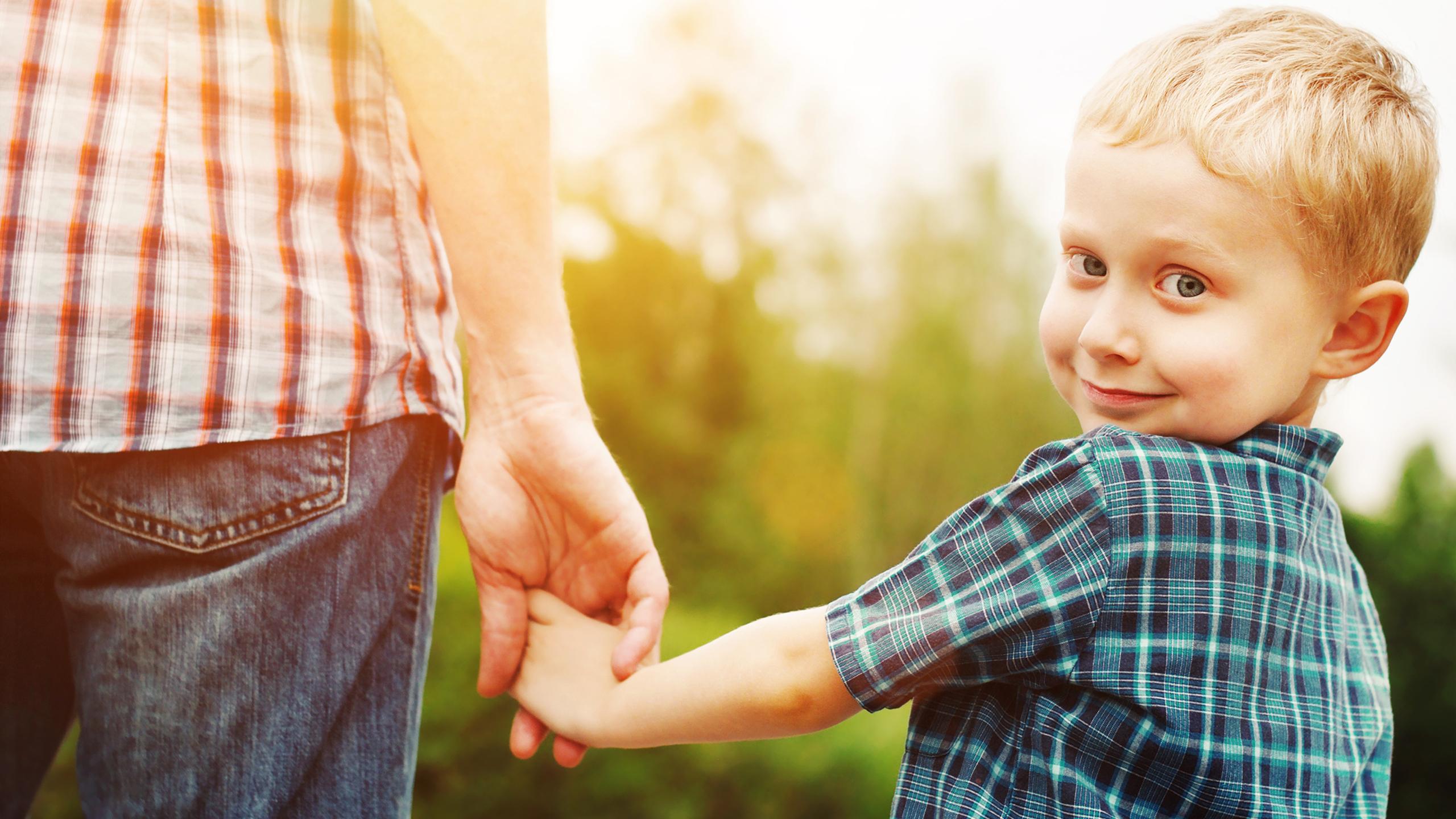 Мужчины редко воспитывают чужих детей