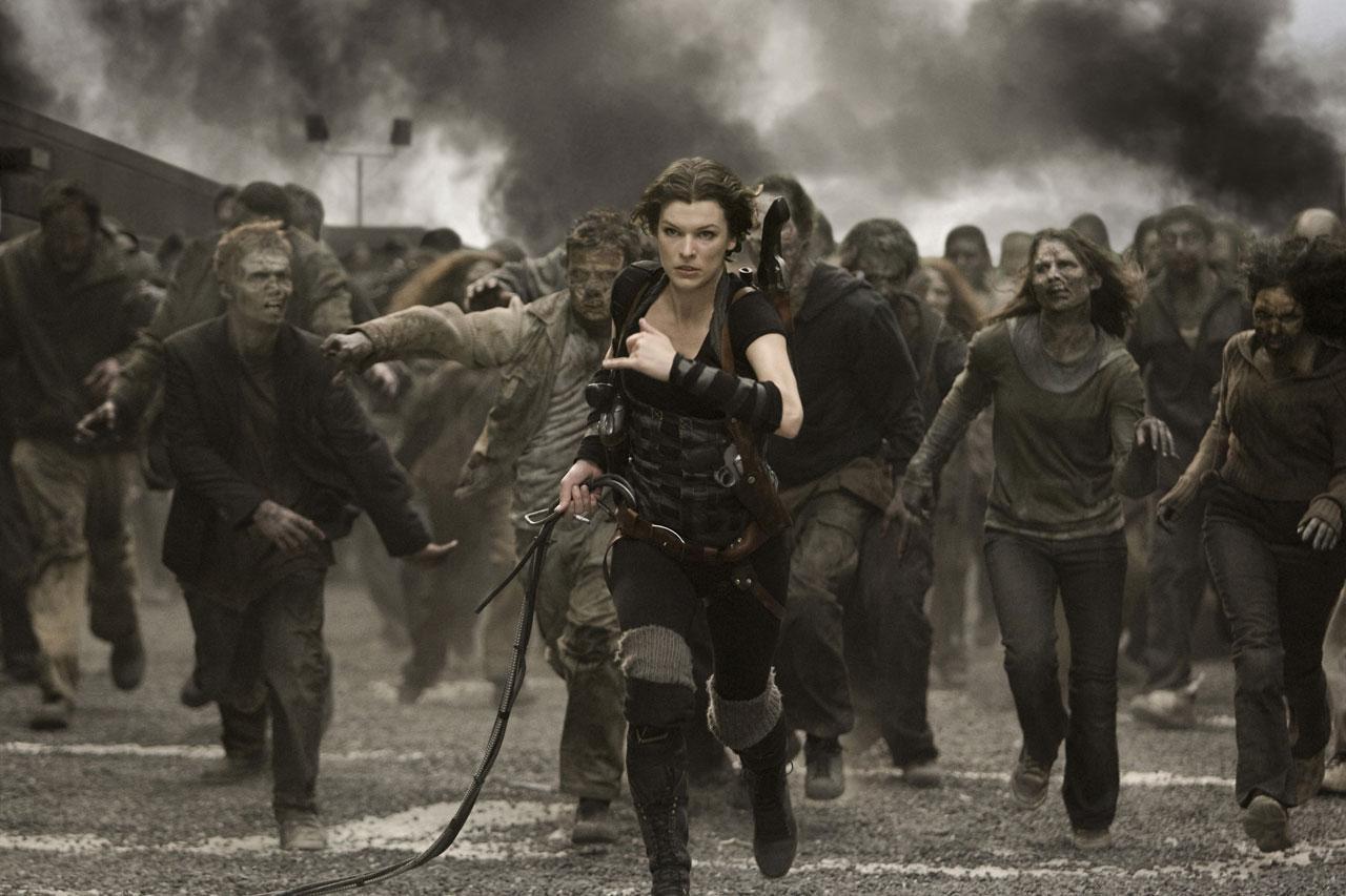 зомби-апокалипсис с серьезным лицом
