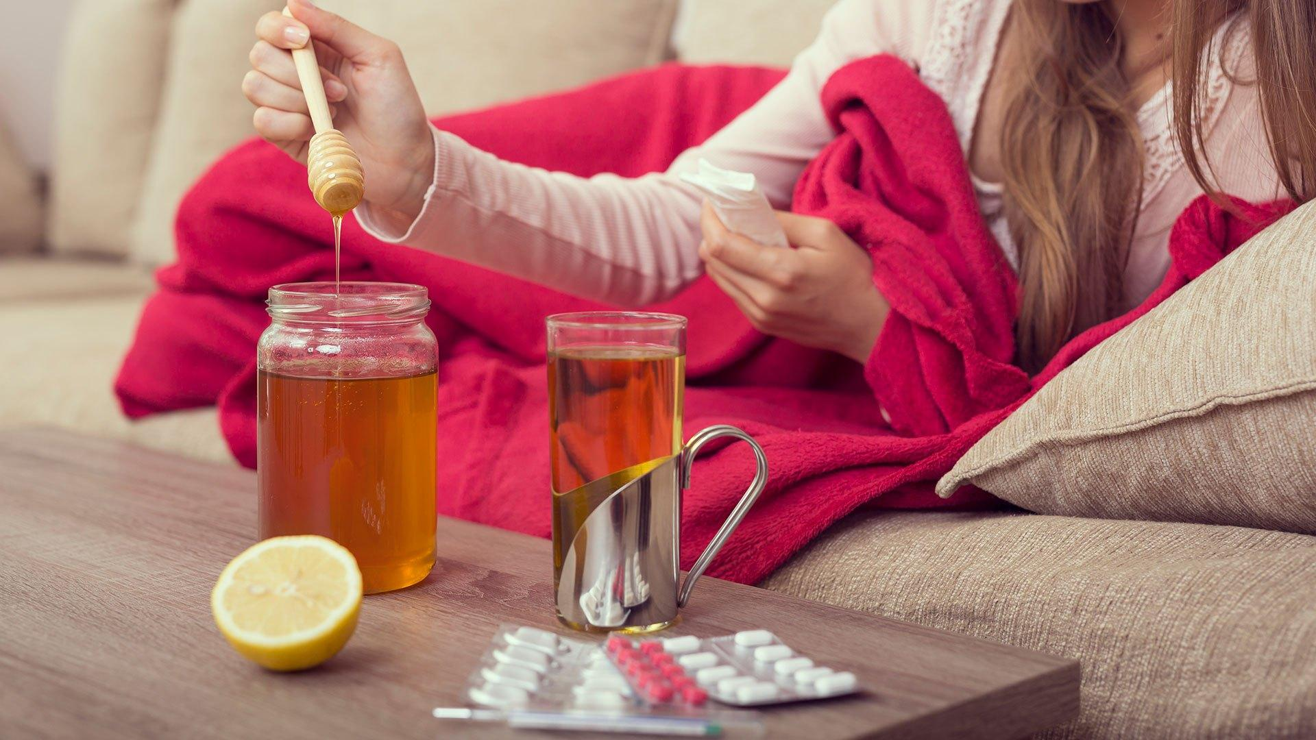 Правильное питание во время болезни поможет поправиться скорее