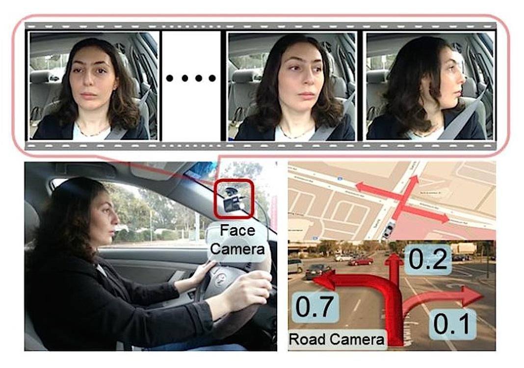 Новая система безопасности для автомобилей может предвидеть ошибки водителя
