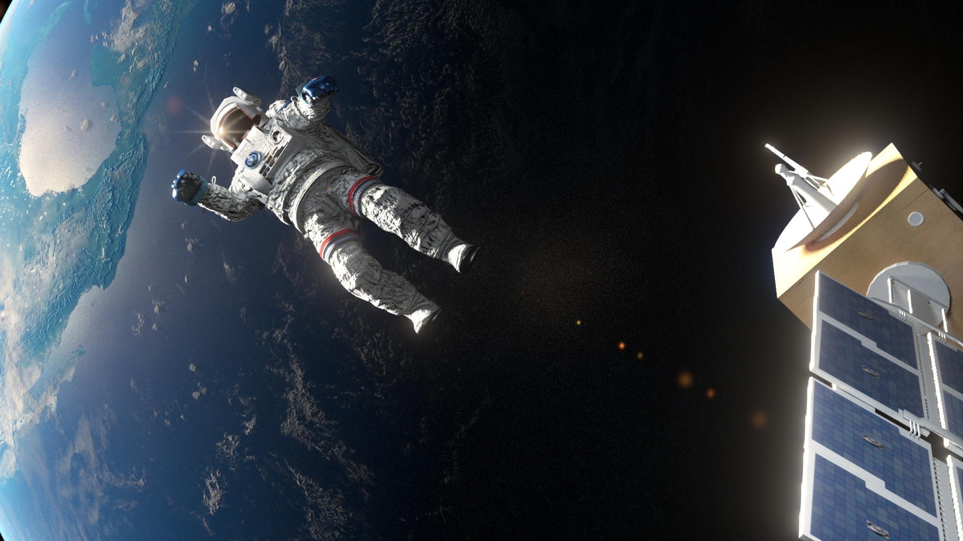 Омики: как предсказать эффекты влияния космоса на здоровье людей