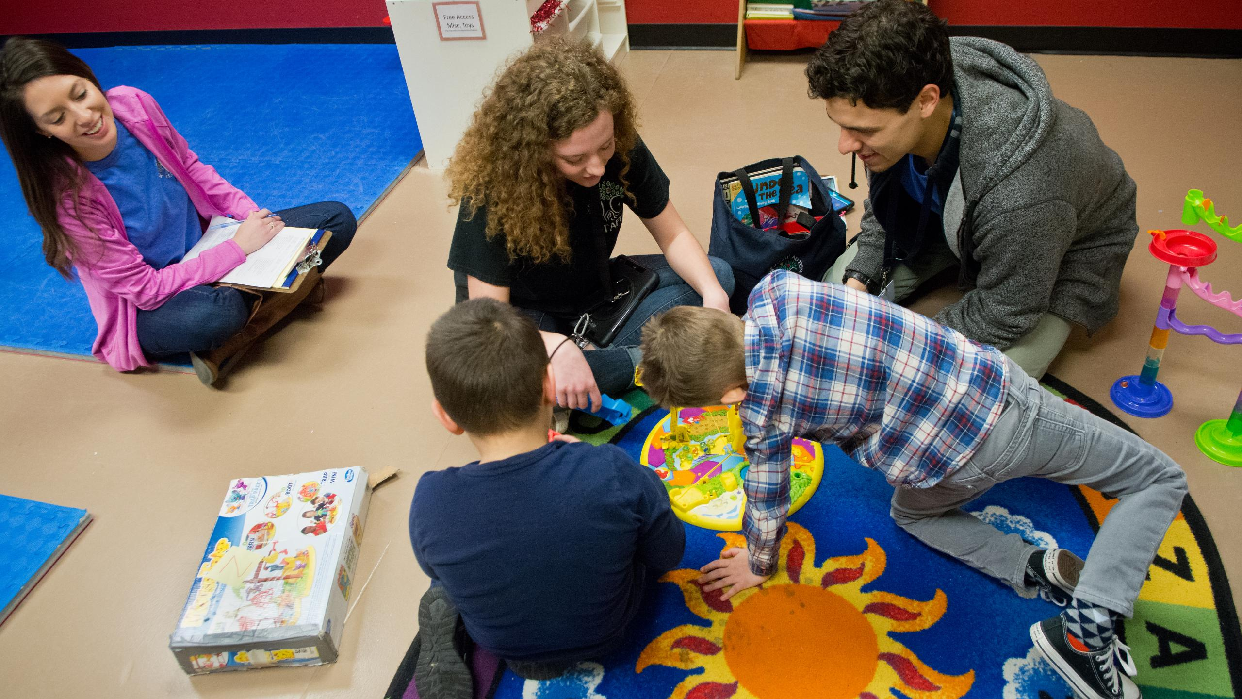 Трансплантация бактерий из кала помогла детям с аутизмом