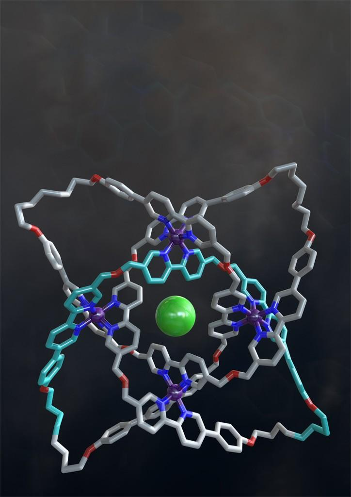 химики завязали самый тугой молекулярный узел в мире