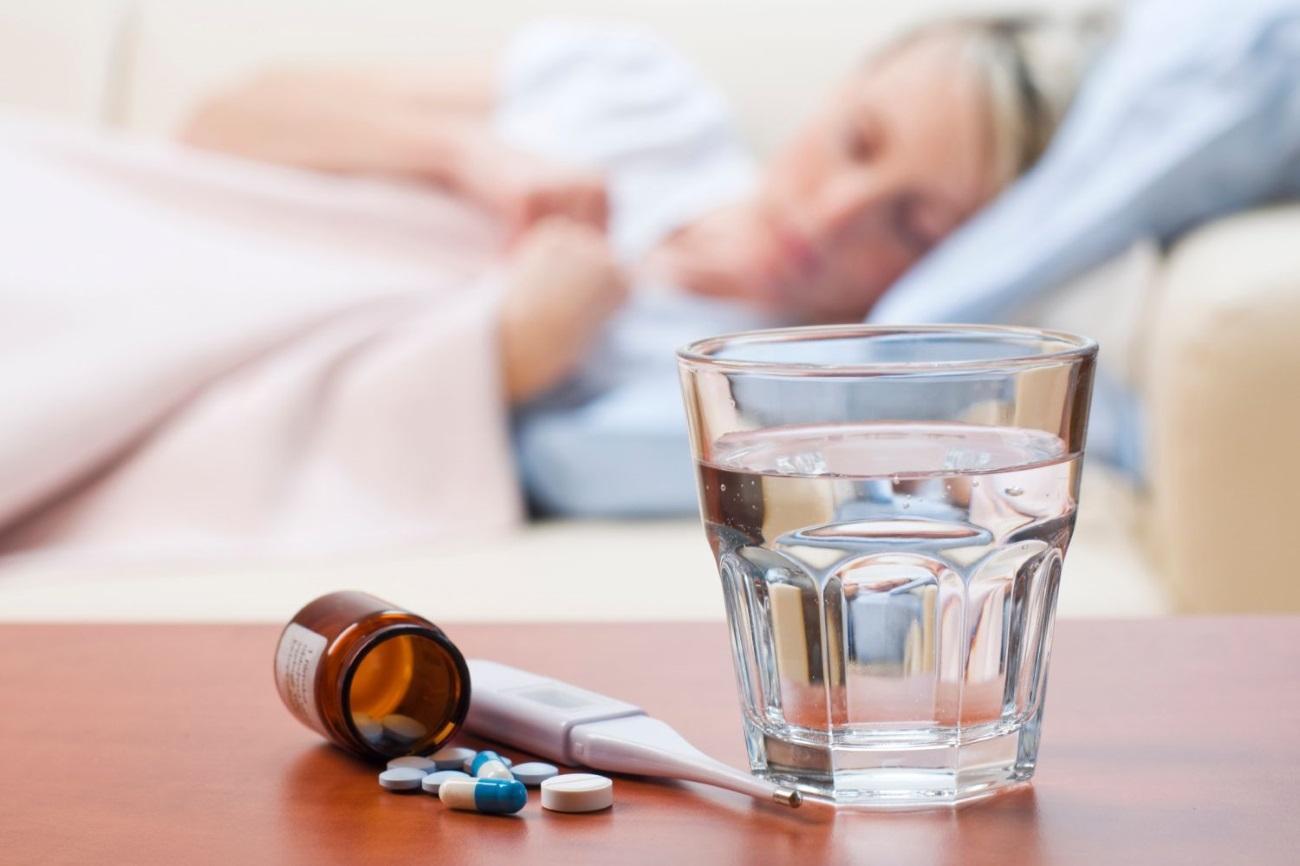 две трети людей убеждены, что грипп лечат антибиотиками