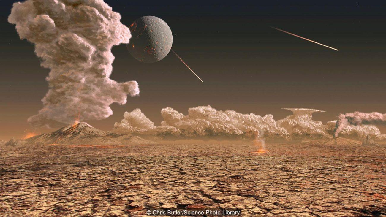 Тайна появления жизни на Земле. Часть шестая: великое объединение